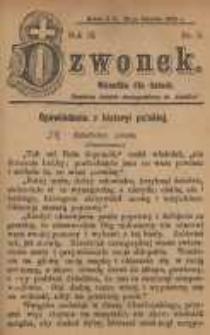 Dzwonek, 1905, R. 12, nr 2