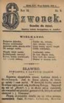 Dzwonek, 1905, R. 12, nr 8