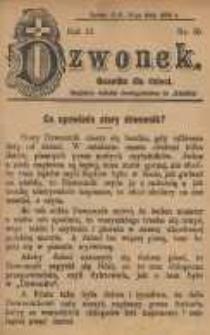 Dzwonek, 1905, R. 12, nr 10