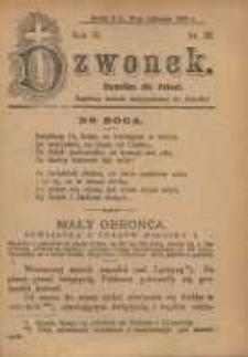 Dzwonek, 1905, R. 12, nr 23