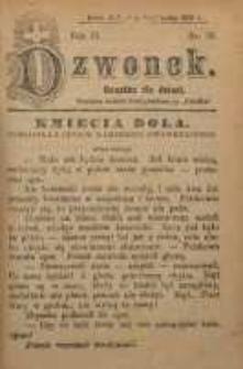 Dzwonek, 1906, R. 13, nr 20