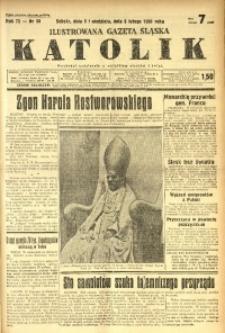Katolik, 1938, R. 72, nr 28