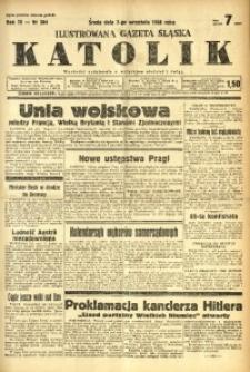 Katolik, 1938, R. 72, nr 204