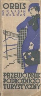 Przewodnik Podróżniczo-Turystyczny, 1935, R. 2