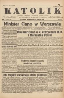 Katolik, 1939, R. 73, nr 47