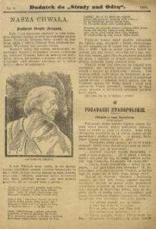 """Dodatek do """"Straży nad Odrą"""", 1910, nr 9"""