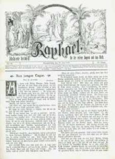 Raphael. Illustrierte Zeitschrift für die reifere Jugend und das Volk. Jg. 29, nr 28.