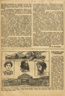 """Dodatek do """"Straży nad Odrą"""", 1910, nr 32"""
