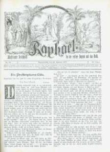 Raphael. Illustrierte Zeitschrift für die reifere Jugend und das Volk. Jg. 29, nr 43.
