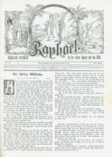 Raphael. Illustrierte Zeitschrift für die reifere Jugend und das Volk. Jg. 29, nr 47.