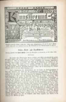 Der Kunstfreund. Neue Folge, Kurze Rundschau. Jg. 2, nr 10.