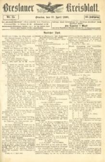 Breslauer Kreisblatt, 1895, Jg. 63, Nr. 15