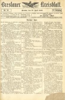 Breslauer Kreisblatt, 1895, Jg. 63, Nr. 16