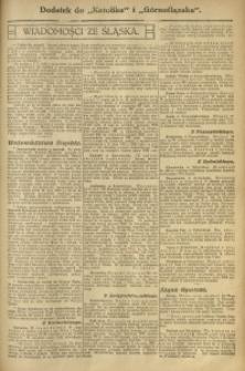 Katolik Śląski, 1925, R. 1, Nr. 54