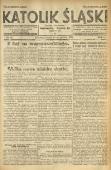 Katolik Śląski, 1925, R. 1, Nr. 71