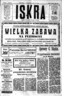 Iskra. Dziennik polityczny, społeczny i literacki, 1920, R. 11, nr 220