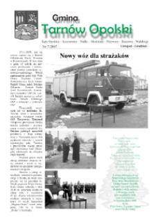 Gmina Tarnów Opolski : Kąty Opolskie, Kosorowice, Nakło, Miedziana [...] 2007, nr 7.