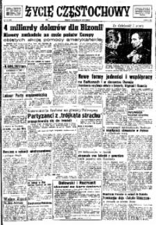 Życie Częstochowy, 1948, nr 14