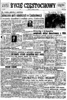 Życie Częstochowy, 1948, nr 178