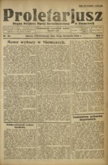 Proletarjusz, 1924, R. 2, nr 24