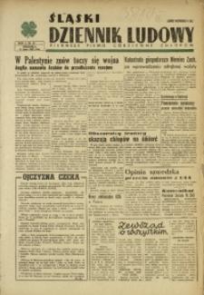 Śląski Dziennik Ludowy, 1948, R. 1, nr 25