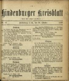 Hindenburger Kreisblatt, 1926, Nr. 16