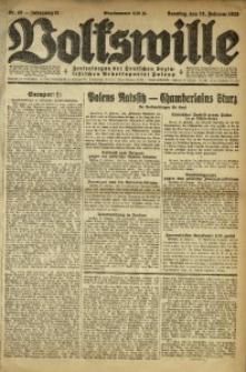 Volkswille, 1926, Jg. 11, Nr. 48
