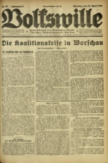 Volkswille, 1926, Jg. 11, Nr. 90