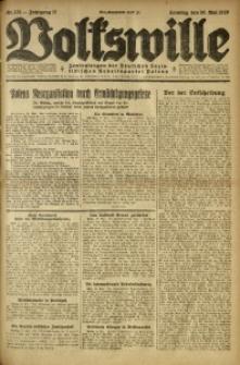 Volkswille, 1926, Jg. 11, Nr. 121