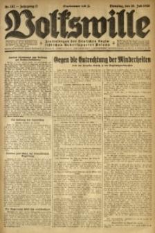 Volkswille, 1926, Jg. 11, Nr. 162