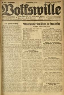 Volkswille, 1926, Jg. 11, Nr. 167