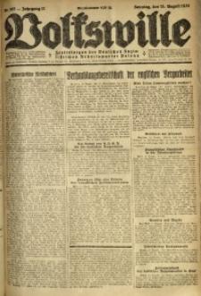 Volkswille, 1926, Jg. 11, Nr. 185