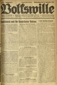 Volkswille, 1926, Jg. 11, Nr. 212