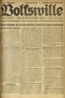 Volkswille, 1926, Jg. 11, Nr. 235