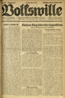Volkswille, 1926, Jg. 11, Nr. 240