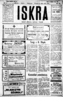 Iskra. Dziennik polityczny, społeczny i literacki, 1921, R. 12, nr 79