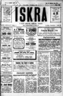 Iskra. Dziennik polityczny, społeczny i literacki, 1921, R. 12, nr 231
