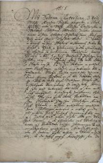 Uwierzytelnione odpisy przywilejów cechu rzeźników w Cieszynie