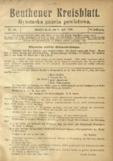 Beuthener Kreisblatt, 1928, Jg. 86, Nr. 28