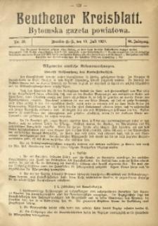 Beuthener Kreisblatt, 1928, Jg. 86, Nr. 29
