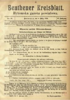 Beuthener Kreisblatt, 1929, Jg. 87, Nr. 10