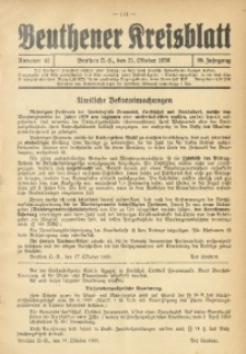 Beuthener Kreisblatt, 1938, Jg. 96, Nr. 42