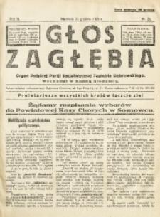 Głos Zagłębia, 1926, R. 3, nr 28