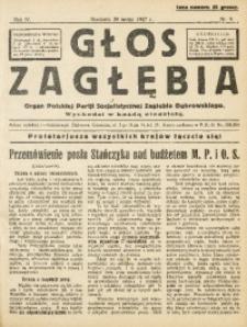 Głos Zagłębia, 1927, R. 4, nr 8