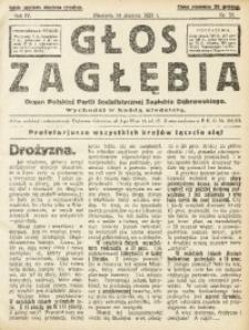 Głos Zagłębia, 1927, R. 4, nr 33