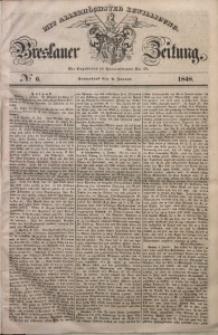 Breslauer Zeitung, 1848, No 6