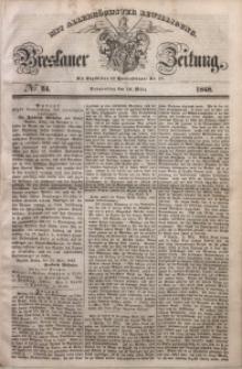 Breslauer Zeitung, 1848, No 64