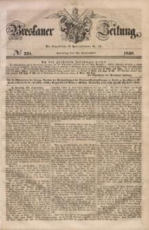 Breslauer Zeitung, 1848, No 224