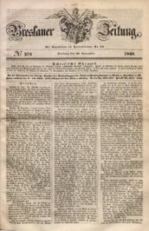 Breslauer Zeitung, 1848, No 279