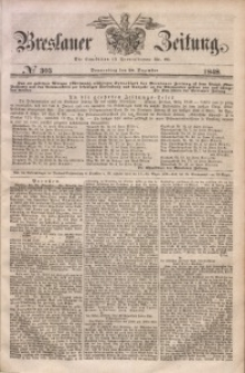 Breslauer Zeitung, 1848, No 303